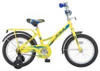 "Велосипед 14"" STELS Talisman (9.5"" Желтый (Э)Z010)"