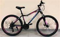 """Велосипед Crait Ruby 26"""" (21ск. сталь. V-BRAKE рост 17"""") розовый"""