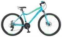 """Велосипед STELS Miss 5000 MD 26 V010 (2019) (17"""" Бирюзовый)"""