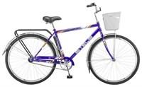 "Велосипед STELS Navigator 300 Gent 28 Z010 (2019) (20"" Синий)"