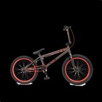 """Велосипед TechTeam 20"""" Twen темно-серый (черный)"""