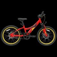"""Велосипед TechTeam Calibri 20""""х11"""" красный"""