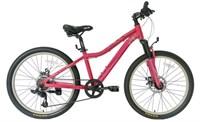 """Велосипед TechTeam Elis 24""""х13"""" розовый"""