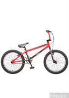 """Велосипед TechTeam Jump 20"""" красный"""