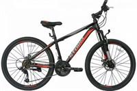 """Велосипед TechTeam Storm 26""""х18"""" черный"""