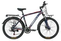 """Велосипед TechTeam Velvet 26""""х19"""" синий"""
