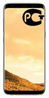 Смартфон Samsung Galaxy S8 64GB SM-G950FZDDSER (Желтый топаз)