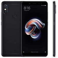 Смартфон Xiaomi Redmi Note 5 4/64GB Global Black (Черный)
