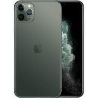 Смартфон Apple iPhone 11 Pro 256GB (A2160) Темно-зеленый