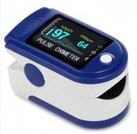 Пульсоксиметр (оксиметр) Fingertip Pulse Oximeter OLED