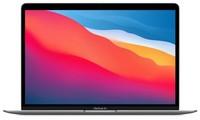 Ноутбук Apple MacBook Air (M1, 2020) 8 ГБ, 256 ГБ SSD Space Gray, серый космос (MGN63RU/A)
