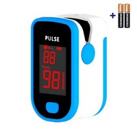 Пульсоксиметр (оксиметр) Fingertip Pulse Oximeter LED