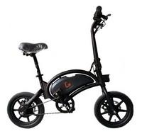 Электровелосипед KUGOO V1 черный