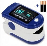 Пульсоксиметр (оксиметр) Fingertip Pulse Oximeter New OLED