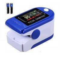 Пульсоксиметр (оксиметр) Fingertip Pulse Oximeter CL2 OLED