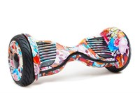 Гироскутер Smart Balance Premium 10.5 Colored Skull