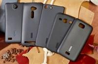 Чехол накладка силиконовая Cherry для Huawei Honor 8 черный